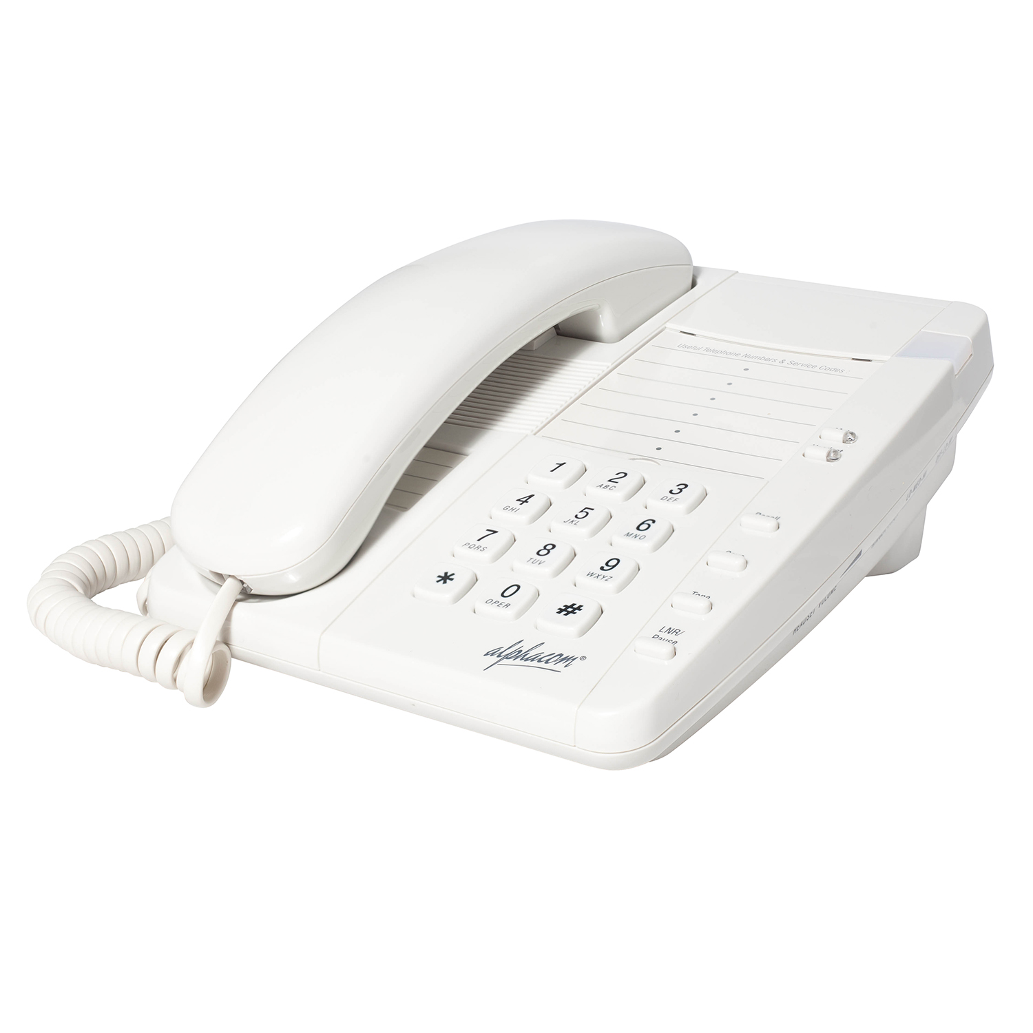 Alphacom NR200HP Telephone