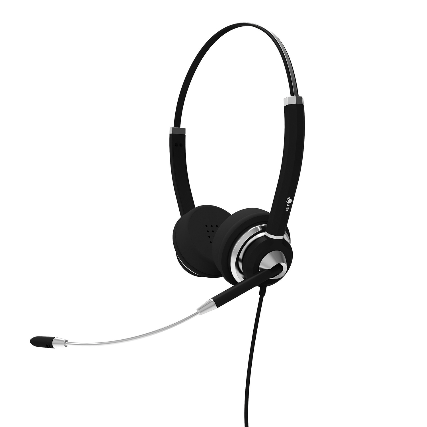 BT H41 Binaural Noise Cancelling Headset