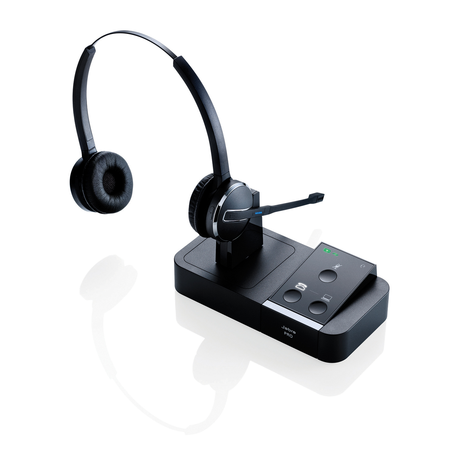 GN Jabra Pro 9450 Duo Flex Binaural DECT Wireless Headset