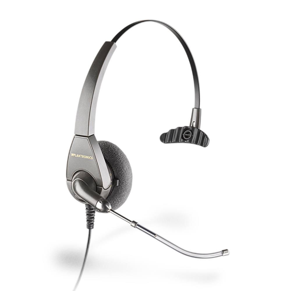 Plantronics Encore Monaural Headset - Refurbished