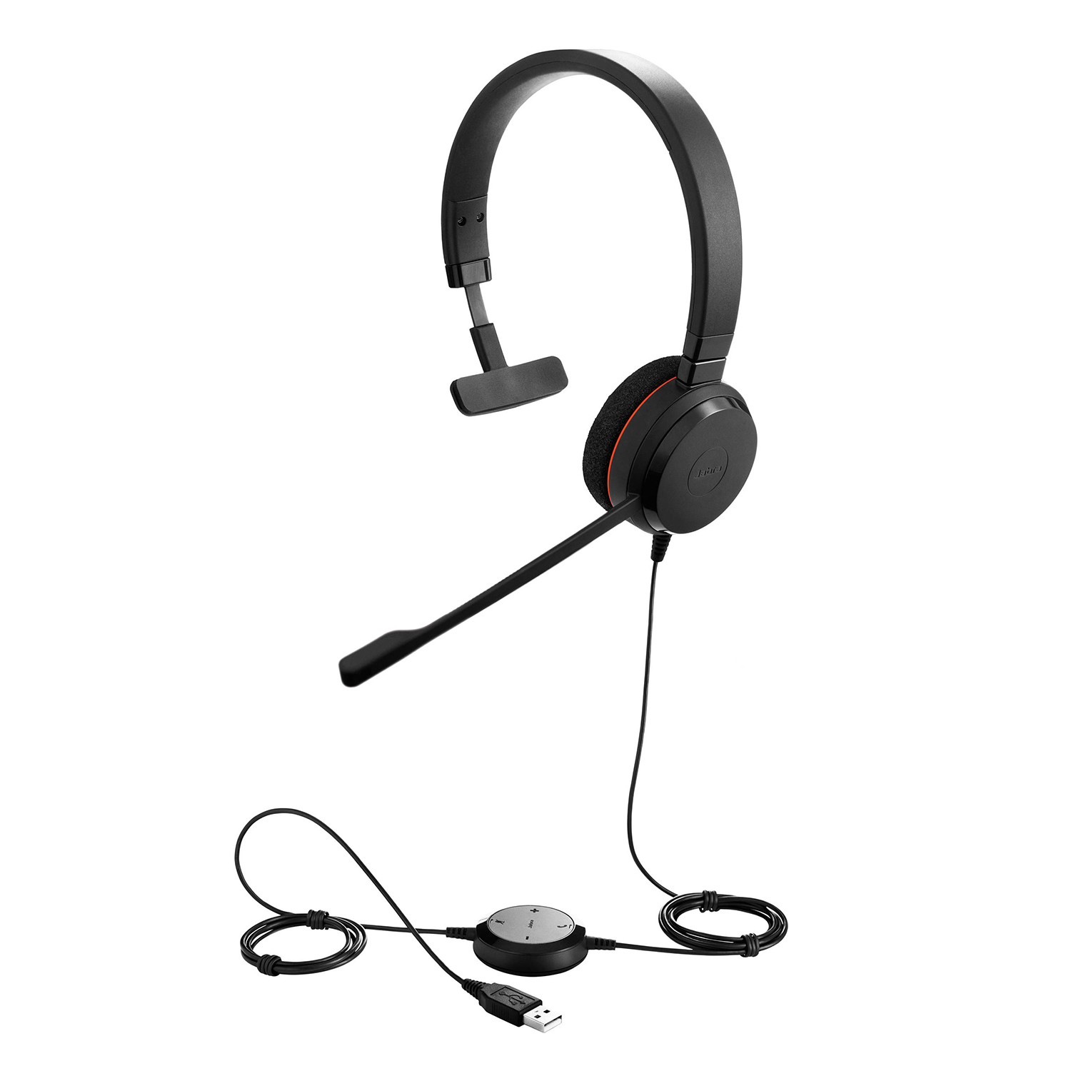 Jabra Evolve 20 Mono USB MS Headset