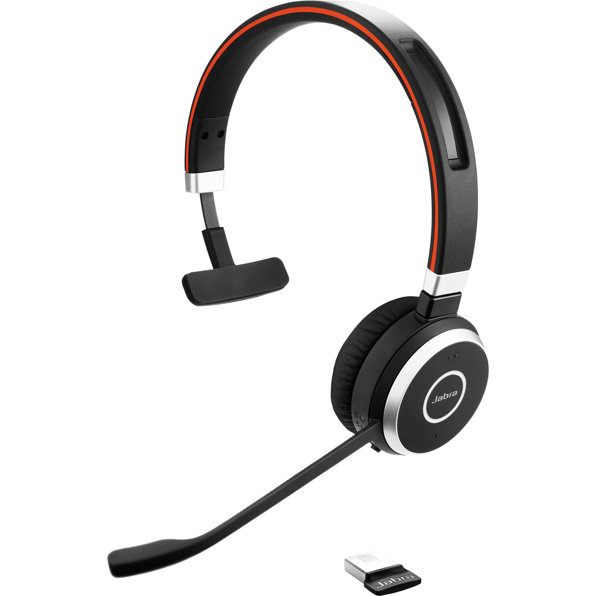 Jabra Evolve 65 Mono USB Bluetooth Wireless MS Headset