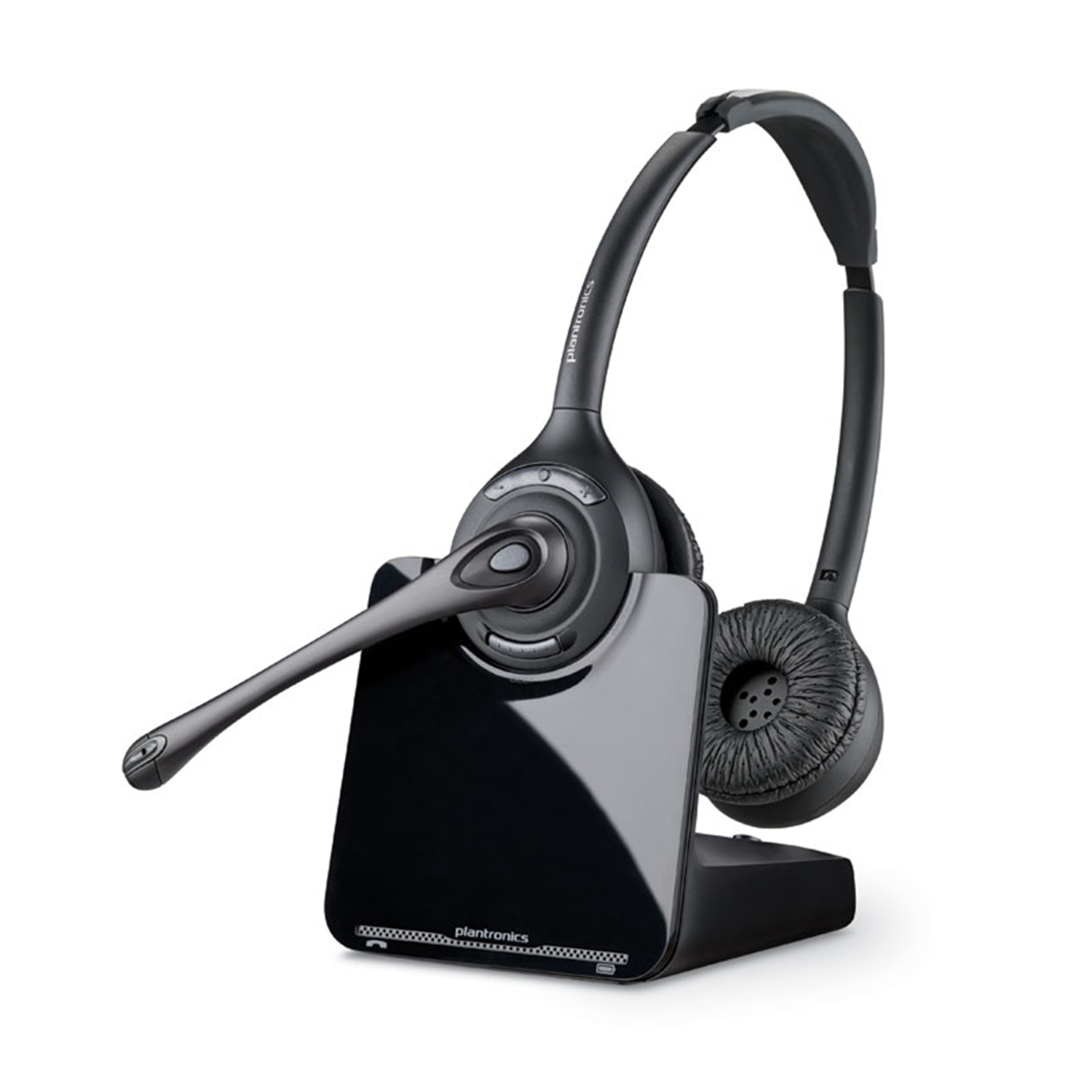 Plantronics CS520A Binaural DECT Wireless Headset