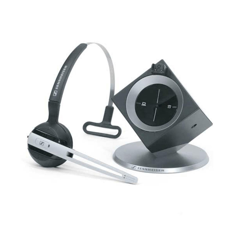 USB Headsets: Sennheiser DW10 Office Monaural DECT Noise