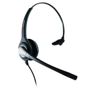 Agent 401 Monaural Noise Cancelling Headset