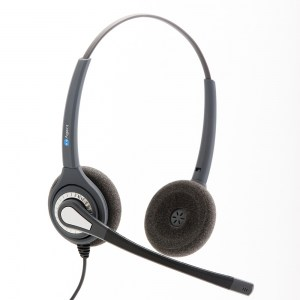 Agent 402 Binaural Noise Cancelling Headset