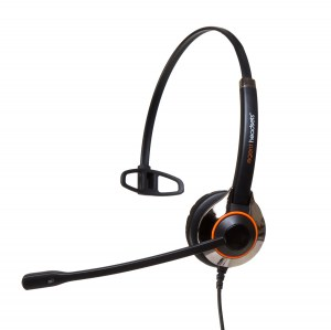 Agent 750 Plus Monaural NC Headset