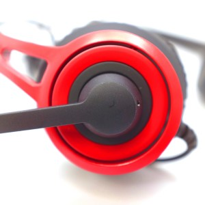 Alphacom Red 3030 Headset