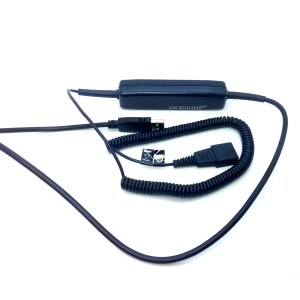 GN QD to USB XP VoIP Cable Cord