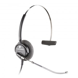 Plantronics Supra Monaural Headset - Refurbished