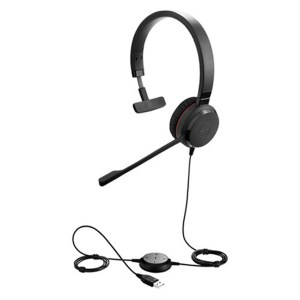 Jabra Evolve 30 II Mono USB and 3.5mm MS Headset
