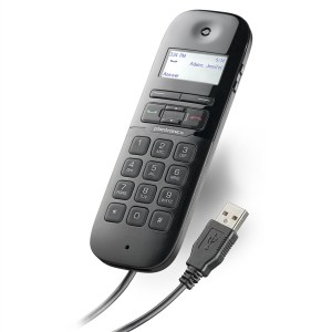Plantronics Calisto P240-M USB Telephone with Stand