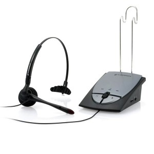 Plantronics S12 Headset and Amplifier