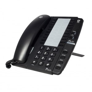 Ptech P200 Charcoal Telephone