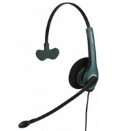 GN Netcom Jabra GN2000 Mono Flex Boom Noise Cancelling Headset - Refurbished