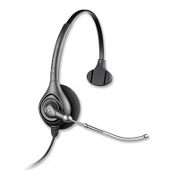 Plantronics SupraPlus Monaural Headset - Refurbished