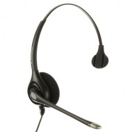 Plantronics SupraPlus Monaural Noise Cancelling Headset - Refurbished